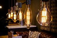 Calex Giant filament sfeerlampen dimbaar