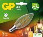 gp led kaars dimbaar Filament 5w e14 (40w) warm wit licht