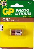 CR2 lithium fotobatterij