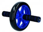 Dunlop Buikspierwiel Trainings wiel roller 20cm met knie mat