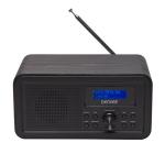 Denver DAB-30 Digitale DAB en FM  radio met FM en Klok en alarm