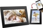 Golden Note 10.1 inch 16GB DPF-1014 digitale Frameo app fotolijst zwart
