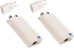 MoCa Hirschmann 2x INCA 1G coax adapter + 2x USB adapter