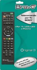 Universele afstandsbediening voor de Sony TV
