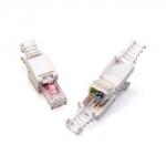 2x Toolless RJ45  Technetix connectoren voor CAT6