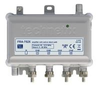 FRA-752X 1218 MHz Ziggo geschikt antenne coax versterker (nieuwste 2021 model)