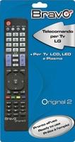 Universele afstandsbediening voor de LG TV