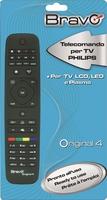 Universele afstandsbediening voor de Philips TV