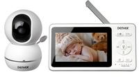 Denver Babyfoon Camera met groot 4.3 inch draadloos LCD monitor BC-343